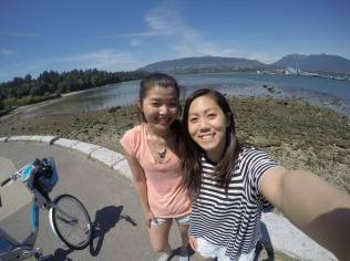 Bike ride with my best friend :)